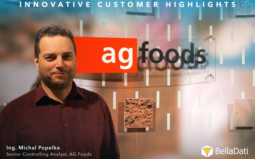 Consumer Goods Data Analytics Illuminated at AGFoods