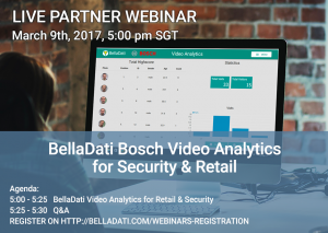 Video Analytics for Retail and Security Webinar