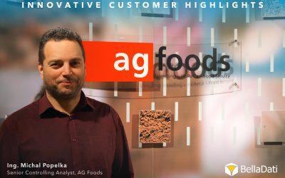 Consumer Goods Data Analytics Illuminated at AGFoods